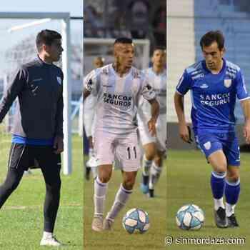 La dirigencia de Atlético Rafaela acordó la continuidad de tres jugadores - Sin Mordaza