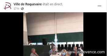 Roquevaire : la vidéo du conseil municipal piratée en direct - La Provence