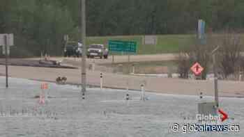Heavy rain triggers flooding near Lac La Biche | Watch News Videos Online - Globalnews.ca