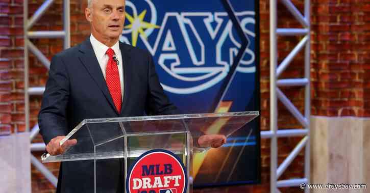 2020 MLB draft: Tampa Bay Rays select RHP Nick Bitsko with the No. 24 pick