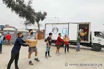 Comunidad shipibo-konibo de Cantagallo recibe víveres y útiles escolares de Municipalidad de Lima - El Peruano