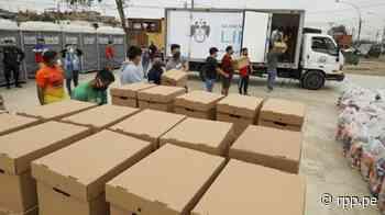 Comunidad shipibo-konibo de Cantagallo recibió 297 paquetes de víveres de la Municipalidad de Lima - RPP