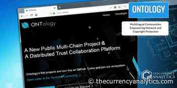Ontology (ONT) Multilingual Communities Empowering Network and Copyright Protection - The Cryptocurrency Analytics