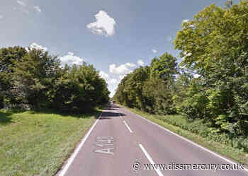 A140 closed near Brome after historic munitions discovered - Diss Mercury