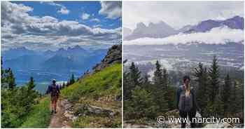 You Haven't Seen Canmore Until You've Hiked Up To This Mountaintop Lookout (PHOTOS) - Narcity Canada