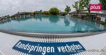 Heppenheim: Wasserfreunden schwimmt die Zeit davon - Echo Online