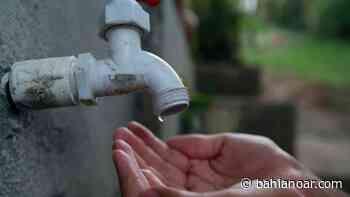 Manutenção emergencial interrompe abastecimento de água em Madre de Deus e São Francisco do Conde - Bahia No Ar!