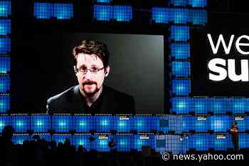Coronavirus: Whistleblower Edward Snowden warns governments are building tools of 'oppression' - Yahoo News