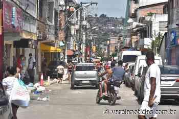 Lista: Pituba, Brotas e Liberdade lideram em número de casos da Covid-19 em Salvador - Varela Notícias