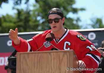 Blackhawks: Jonathan Toews to join Kevin Weekes to discuss unity - Blackhawk Up