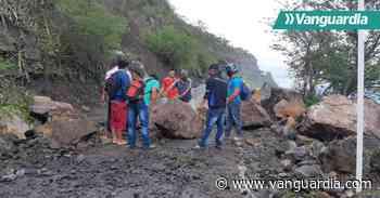 Fuertes lluvias afectan al municipio Barichara - Vanguardia