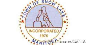 Snow Lake mayor says funding application stalled with province instead of being forwarded to feds - Thompson Citizen