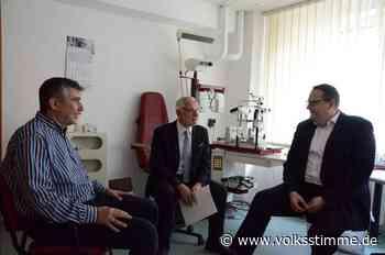 Gesundheitszentrum: Neuer Augenarzt in Blankenburg - Volksstimme