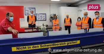 Hygieneplatten kommen aus Kirn - Allgemeine Zeitung