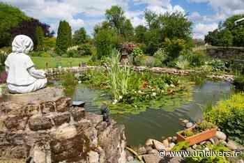 Visite Parc Floral GAJ Jardin floral G.A.J vendredi 5 juin 2020 - Unidivers