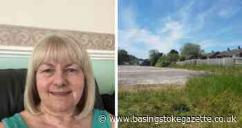 Asthmatic resident speaks out against the Camrose link road - Basingstoke Gazette