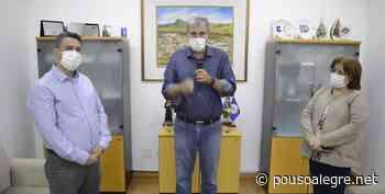 Pouso Alegre recebe R$ 2,5 milhões para a Saúde por emenda do deputado Dr. Paulo - PousoAlegre.net