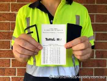 Craigieburn syndicate's lotto win | Northern - Star Weekly