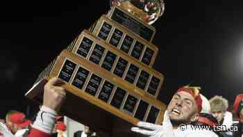 Cancellation of U Sports football, Vanier Cup tough blow for future CFL players - TSN