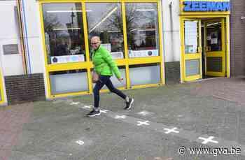 Surrealistische situatie in Baarle: gesloten deuren in Baarle-Hertog, verderop in Baarle-Nassau winkels open - Gazet van Antwerpen