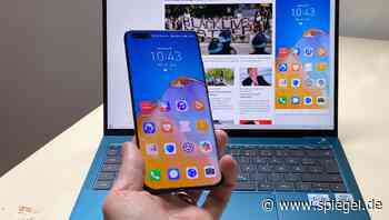 Huawei Matebook X Pro im Test: Dieses Notebook ist ein Smartphone-Flüsterer