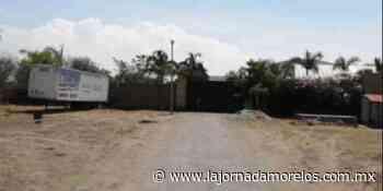 Continúan investigaciones sobre alcohol localizado en predio de Puente de Ixtla - La Jornada Morelos