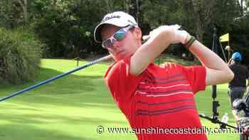 Caloundra teen v Aussie golf legend in broadcast match - Sunshine Coast Daily