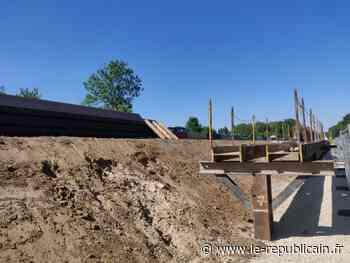 Essonne : une bretelle d'accès à la RN20 rallongée à Etampes - Le Républicain de l'Essonne