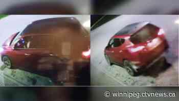 RCMP looking for woman following fire in Eriksdale - CTV News Winnipeg
