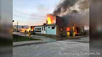 Arson suspected in Eriksdale, Man. fire | CTV News - CTV News Winnipeg