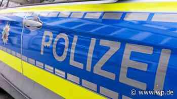 Lennestadt: Betrunkener Autofahrer flieht von zwei Unfällen - Westfalenpost
