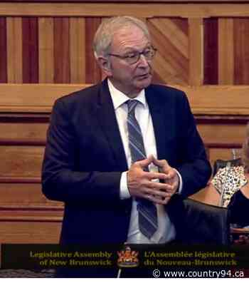 MLA Asks When Campbellton Can Reopen - country94.ca