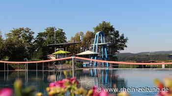 Lahnstein Freibad öffnet: Ab Samstag Badespaß mit Auflagen - Rhein-Zeitung