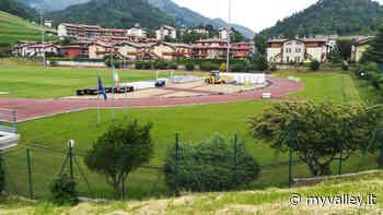 Clusone, iniziati i lavori al centro sportivo dei Prati Mini - MyValley.it