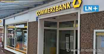 Geldautomat der Commerzbank in Wahlstedt gesprengt - Lübecker Nachrichten