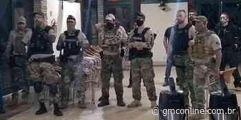 Em Mandaguari, suspeito engole droga e morre durante operação policial - Portal GMC Online : Portal GMC Online - GMC Online