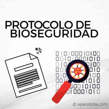 Establecen protocolos de bioseguridad para zona rural de Hobo - Opanoticias