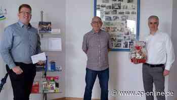 Stadtwerke-Betriebsleiter Roland Koch tritt Ruhestand an - op-online.de