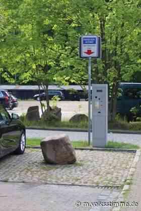 Ilsenburg erhöht die Parkgebühren | Volksstimme.de - Volksstimme