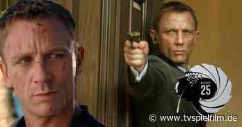 James Bond 25: Potenzieller Drehbuch-Leak deutet verrückten Plot-Twist an - TV Spielfilm