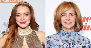 Lindsay Lohan and Director Nancy Meyers Tease a Parent Trap Reunion: 'Not a Sequel, Sorry!' - PEOPLE