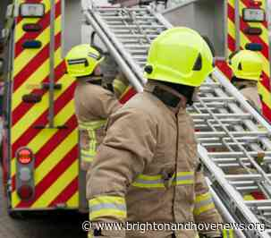 Four rescued from fire in Brighton flat - Brighton and Hove News
