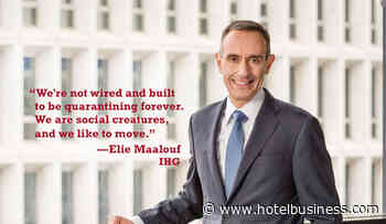 View From the C-Suite Extra: IHG's Elie Maalouf - Hotel Business