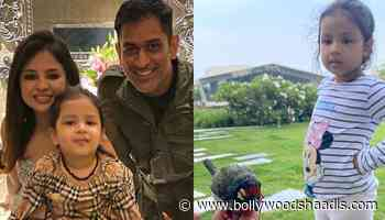 Mahendra Singh Dhoni's Little Girl, Ziva Singh Dhoni Saves A Birdie, Check Out To Know How - BollywoodShaadis.com