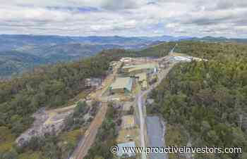 NQ Minerals looks forward to restart at Beaconsfield - Proactive Investors USA & Canada