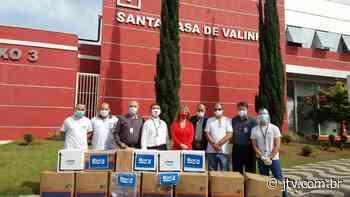Roca Brasil surpreende a Santa Casa de Valinhos com um grande doação de EPIs e produtos hospitalares - JTV Online