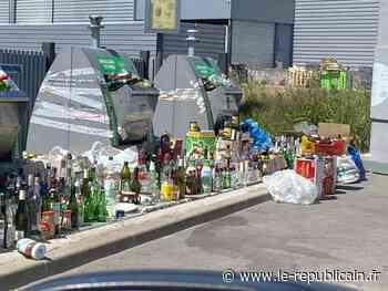 A Ballancourt-sur-Essonne, on verbalise les dépôts sauvages de déchets - Le Républicain de l'Essonne