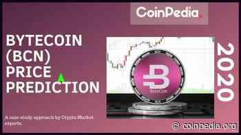 Bytecoin Price Prediction 202-: Will BCN Price Surge or Crash? - Coinpedia Fintech News