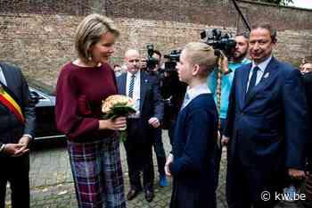 Koningin Mathilde bezoekt dinsdag expo Van Eyck in Brugge - Krant van Westvlaanderen