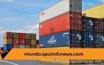 Unión de exportadores: la pandemia no afectó el comercio de Turquía con Rusia - Sputnik Mundo